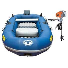Gomon Aquamarine 3 mts completo con 2 motores piso y trailerVendo o permutó por motocicleta