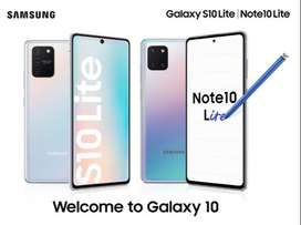 Samsung Galaxy Note 10 Lite Nuevo