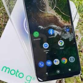 Moto G8 libre 64gb y 4ram en caja