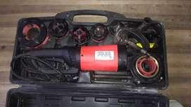 Roscadora de tubo manual (Electrica)