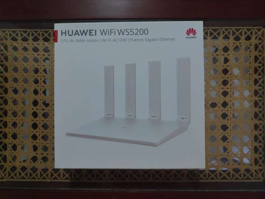 Huawei Wifi Router Ws5200 (blanco)
