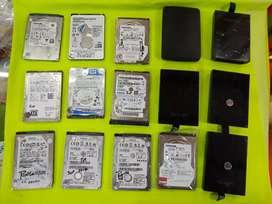 Discos para PS3 y 360 variedad de Capacidad