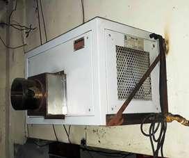 Calefactor Generador De CalorTurbo  Burner 40000kcal/h