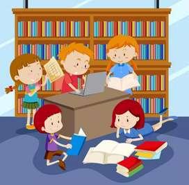 Se cuidan niños y se dan refuerzos escolares