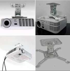 Base para video beam soporte de techo largos y cortos