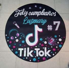 Afiche de #tiktok