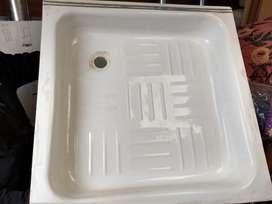 Pisos para ducha de fibra de vidrio (3 tipos)