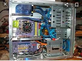 Mantenimiento tecnico de computadoras laptop e impresoras