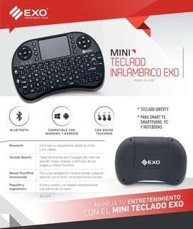 Mini teclado Exo