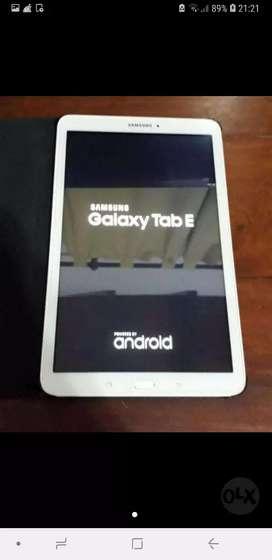 Vendo Tablet Samsung Tab E