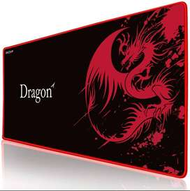 Mouse Pad Gamer XXL Red Dragon