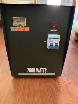 Estabilizador Solido 7000Va - 7Kw