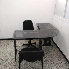 ARRIENDO CUBÍCULO OFICINA