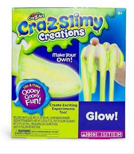Slimy Creations . Crazy Slime Creations poopsie