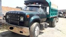 Volqueta Dodge 76