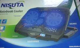 Vendo  aparato para  enfriar notebook o  tablets