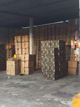 Venta de carton para platanao,Malanga,tomate,Mandarina