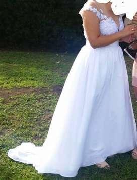 Vestido de novia $400.000