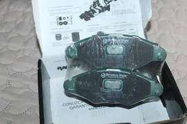 Pastillas De Freno Brakepak Peugeot 206