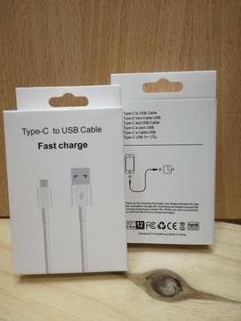 Cable tipo - c Carga Rapida P/ Samsung A20 A30 A50