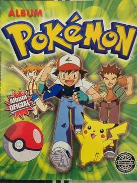 Colección Álbumes Pokémon y Pokémon 2 editorial Navarrete