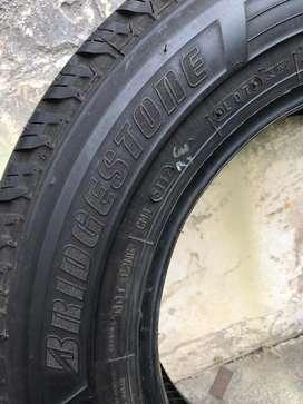 Cubiertas Bridgestone Duravis 195/75 R16C