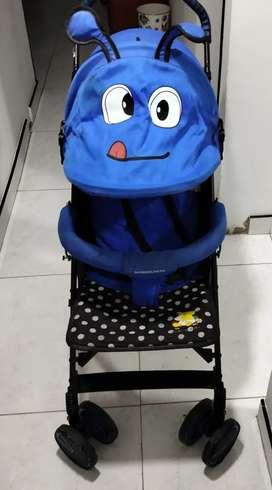 Paseador bebesunita