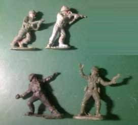 Soldados 2da guerra mundial.