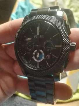 Vendo reloj fossil original.