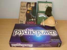 Kit Poderes Psiquicos rama Psicologia