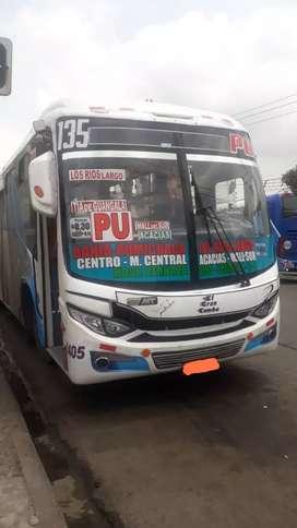 Vendo Bus Chevrolet
