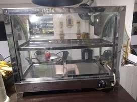 Calentador de pasteles eléctrico