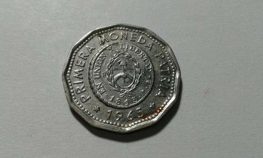 Argentina Veinticinco Pesos Año 1965 0