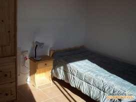 Habitación individual p/ estudiante varón. Cerca Ciudad universitaria