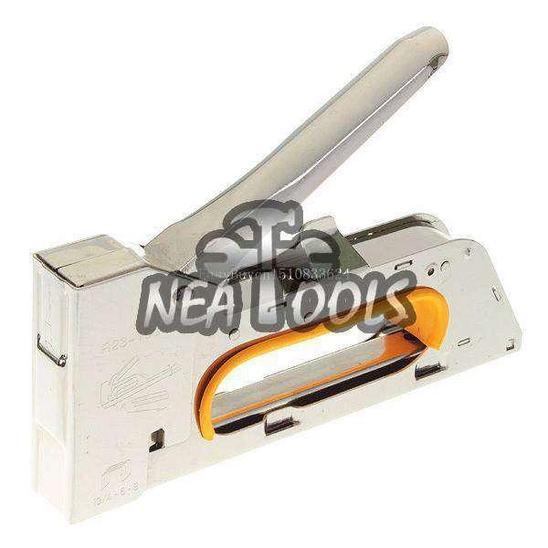 Engrampadora Estandar Metalica Cromada 4-6-8 mm 0