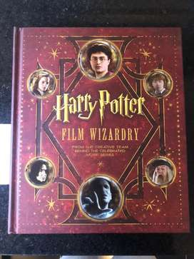 "Libro de harry potter ""film Wizardy revised and expanded"
