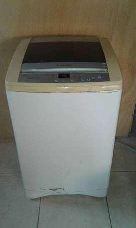 Lavadora Electrolux de 9 kg