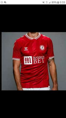 Camiseta bristol city