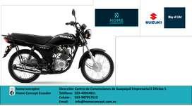 MOTO SUZUKI GD115 /  CRÉDITO DIRECTO / CUOTAS DESDE $99