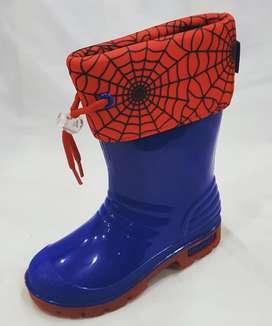 Bota Venus Spiderman Talla 23