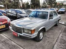 Mercedes-Benz 450 SEL Aut 4,5