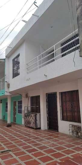 Vendo casa dos plantas totalmente idependientes barrio los robles Soeldad Atlantico