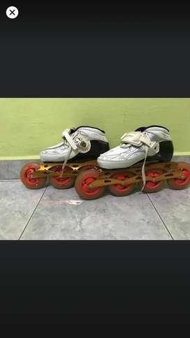 Vendo patines línea core