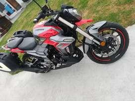 Vendo moto Ranger CKR 300