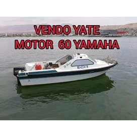 YATE - Motor 60 YAMAHA