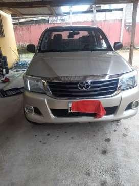 Se vende camioneta toyota  26600