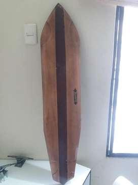 Longboard tabla de skate