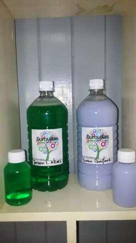 Productos  y artículos de limpieza