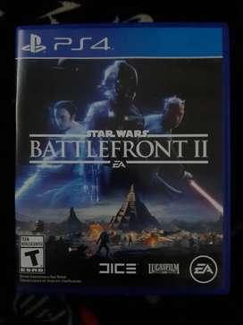 Vendo o cambio star wars battlefront 2
