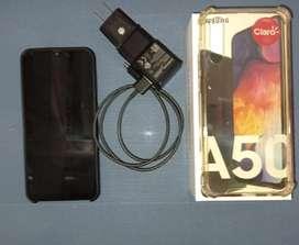 Vende Samsung A50 excelente estado